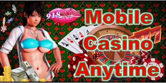 Mobile Casino Gaming Anytime