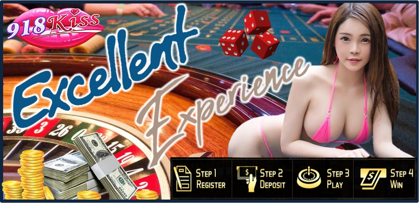 918Kiss Casino Excellent Experience