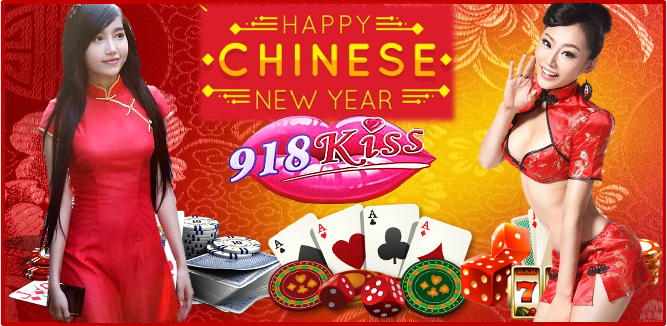 Gambling games on Chinese New Year