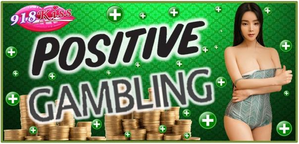 Positive Of Gambling