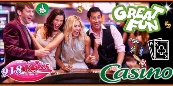 Great Fun Online Casino