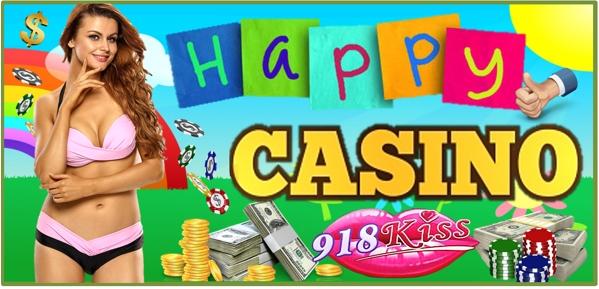 Happiness At Casino World
