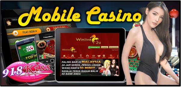 918Kiss Mobile Casino