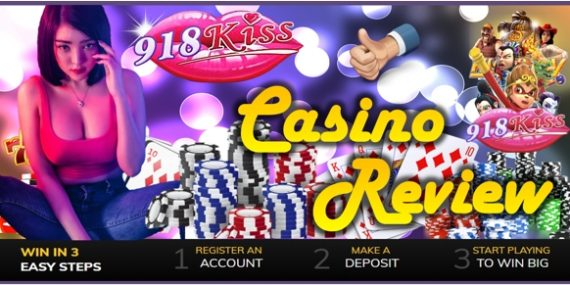 918Kiss Online Casino Review